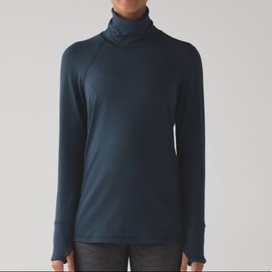 Lululemon Hill and Valley Turtleneck